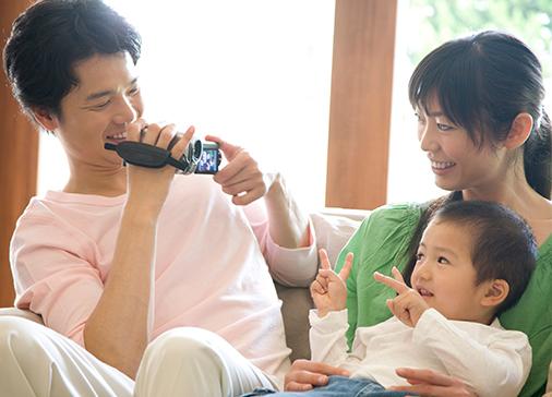 家族と過ごす?それとも、趣味を満喫?